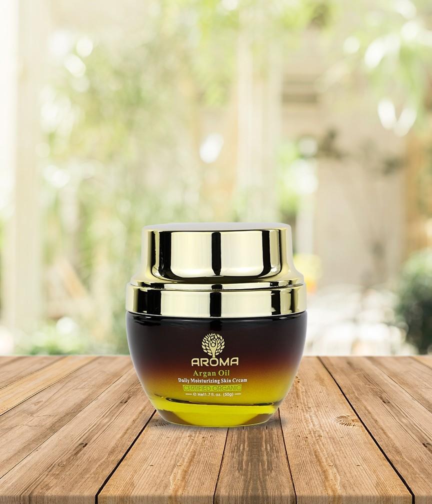 Argan Oil Daily Moisturizing Skin Cream(50ml)